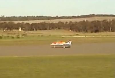 aerobatics in a jet