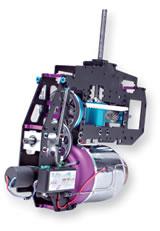 Alternative helicopter power plant using a JetCat Turbine engine