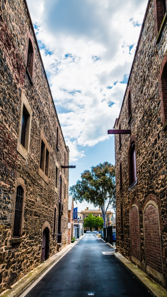 Port Adelaide Alley